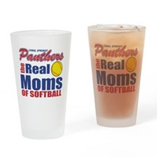 Real Moms of Coral Springs Drinking Glass