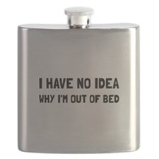 Out Of Bed Flask