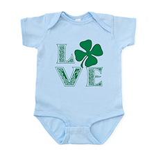 Irish Celtic Love Body Suit