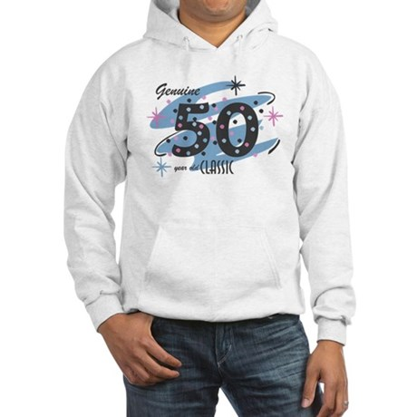Classic 50 Confetti Hooded Sweatshirt