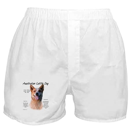 ACD (red speckle) Boxer Shorts