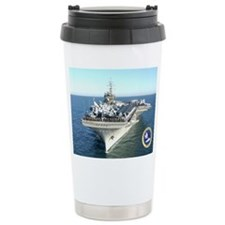 Cute Uss kennedy Travel Mug