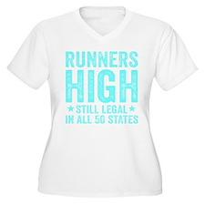 Runner's High. St T-Shirt