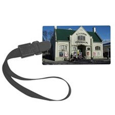 geraldine cinema Luggage Tag