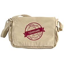 1954 Timeless Beauty Messenger Bag