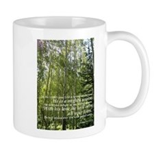 Gods Cathedral (Aspens and Verse) Mugs
