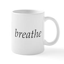 Breathe Mug - A positive little reminder
