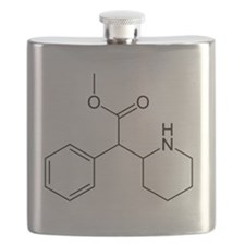 Methylphenidate Molecule Flask