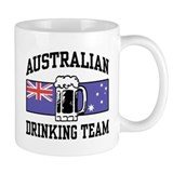 Australian Drinking Team Small Mug