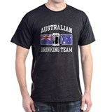 Australian Drinking Team T-Shirt