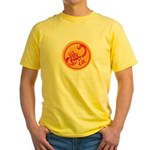 African Terrorist Hunter Yellow T-Shirt