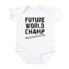 Future World Champ - Looking  Infant Bodysuit