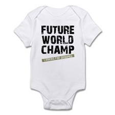 Future World Champ - Looking  Infant Bodysuit