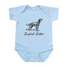 English Setter Body Suit