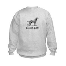 English Setter Sweatshirt