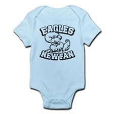 eagles_newfan_blk Body Suit