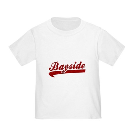 Bayside Tigers (Distressed) Toddler T-Shirt