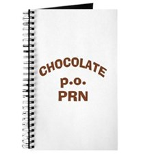 Chocolate p.o. PRN Journal