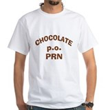 Chocolate p.o. PRN Shirt