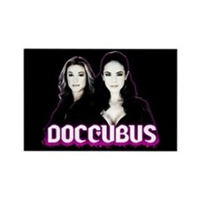 Lost Girl Doccubus Rectangle Magnet