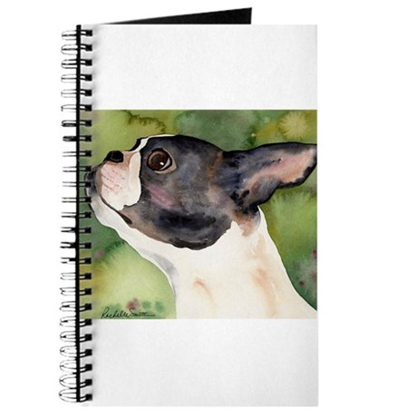 Boston Terrier Giftware Journal