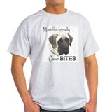 Dion's Grace Mastiff Ash Grey T-Shirt