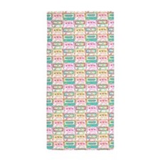 Summer Mix Beach Towel