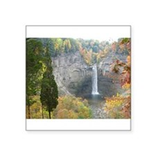 Taughannock Falls Rectangle Sticker