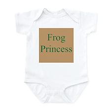 Frog princess Infant Bodysuit