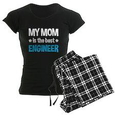 Best Engineer Mom Pajamas