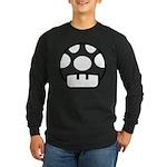 Shroom Long Sleeve Dark T-Shirt