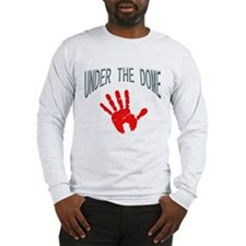 Bloody Hand Under the Dome Long Sleeve T-Shirt