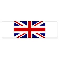 Cute Flag Bumper Sticker