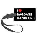 Luggage tag Large