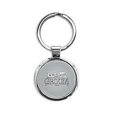 Groom 2014 November Keychains