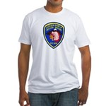 Cabazon Indians Fitted T-Shirt