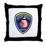 Cabazon Indians Throw Pillow