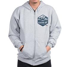 Glacier Bay Zip Hoodie