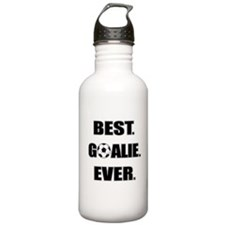 Best. Goalie. Ever. Water Bottle