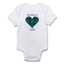 Heart - Irvine Infant Bodysuit