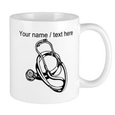 Custom Stethoscope Mugs