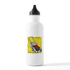 Lawnmower Water Bottle
