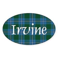 Tartan - Irvine Decal