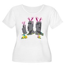 easterisland Plus Size T-Shirt