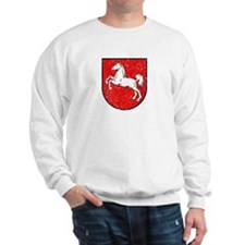 Coat of arms of Lower Saxony Sweatshirt
