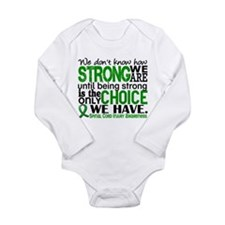 Spinal Cord Injury How Long Sleeve Infant Bodysuit