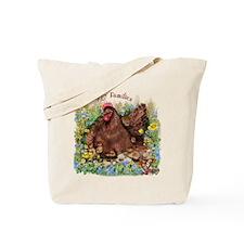 Chicken Familytote Bag
