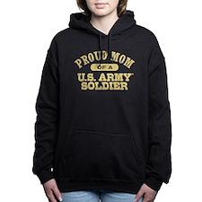Proud U.S. Army Mom Hooded Sweatshirt