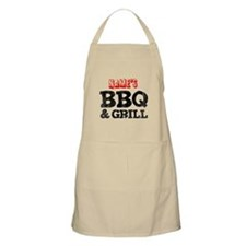 Personalize BBQ & Grill Apron