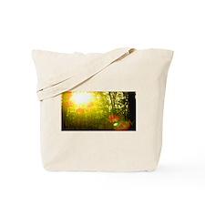 Garden Light Tote Bag